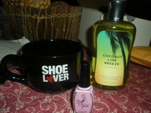 Free stuff, DSW, Bath and Body Works