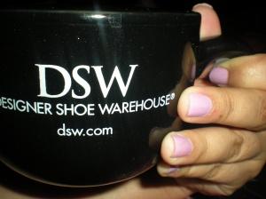 Nail polish, free, DSW